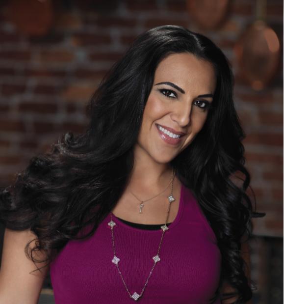 Meet Penny Davidi, Celebrity Chef