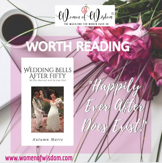 Featured Book: Wedding Bells After 50!