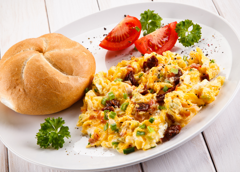 More LOW CARB BREAKFAST RECIPES