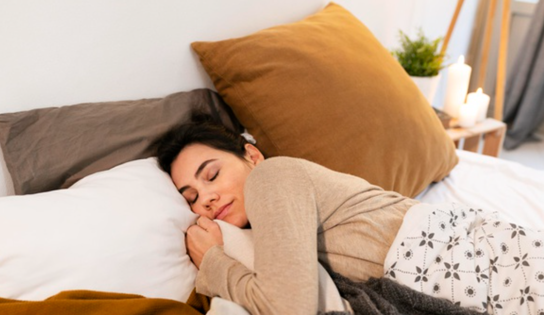 Bedtime Routines that Combat Stress