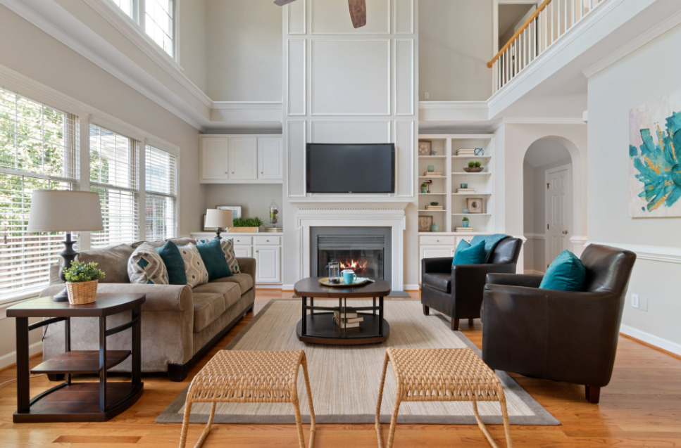 Bought a new home? Here's how to design your living room!